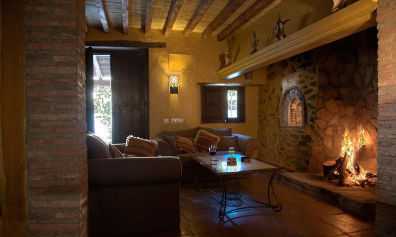 La Casa  Casa Rural en Grazalema Huerta la Terrona