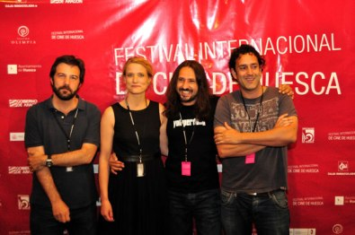 Awarded directors in Huesca