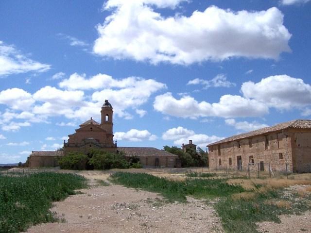 Cartuja de Nuestra Señora de Las Fuentes-4 - Archivo fotográfico del Gobierno de Aragón