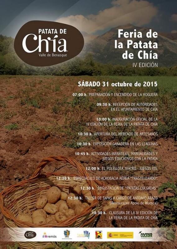 Patata de Chía