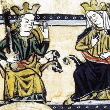 Doña Violante de Aragon