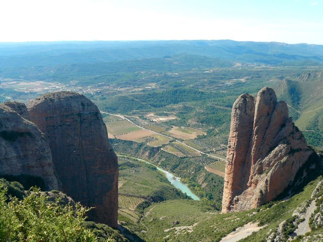 Mallos de Riglos de Centelleja (https://www.flickr.com/photos/41836294@N03/)