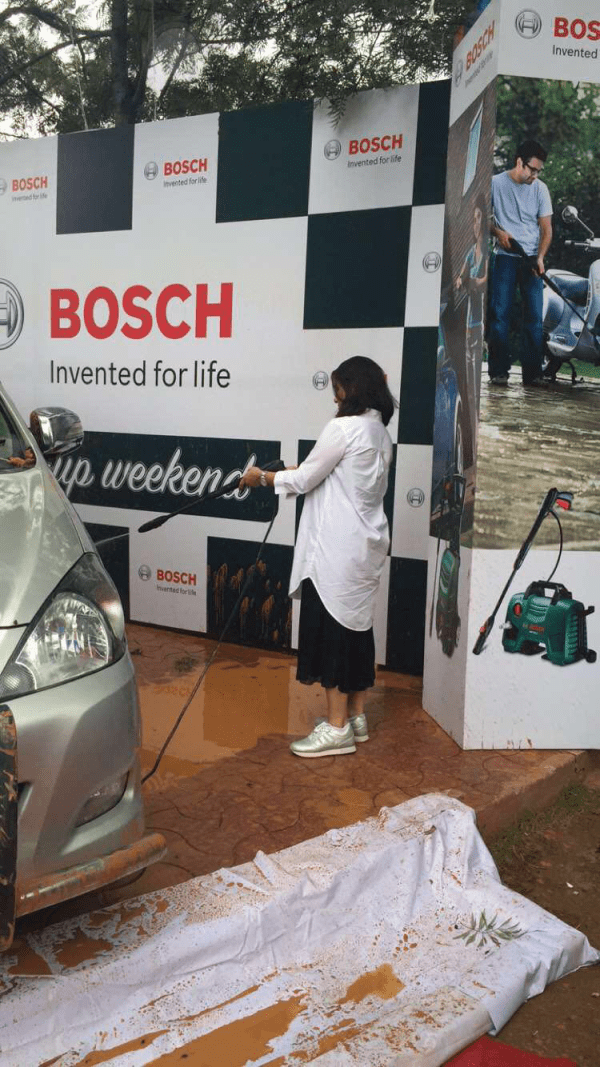 Bosch - Home and Car washer