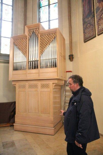 Orgelführung St. Petri