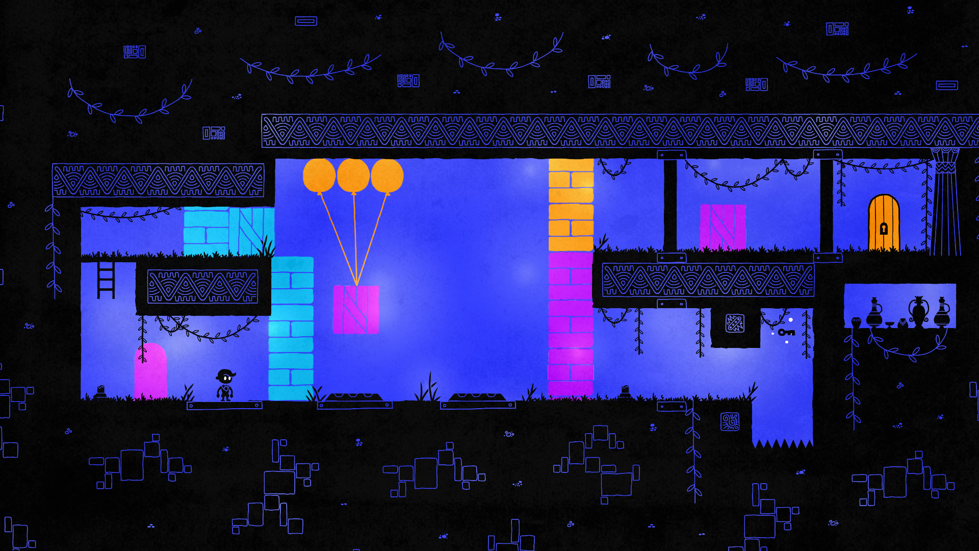 Hue The Game Available On Steam Xbox One PS4 And PlayStation Vita