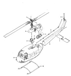 bell model 205a 1 image downloads rh huey co uk helicopter main parts helicopter engine diagram [ 2104 x 1785 Pixel ]