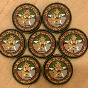 Lone Star Boars Patch