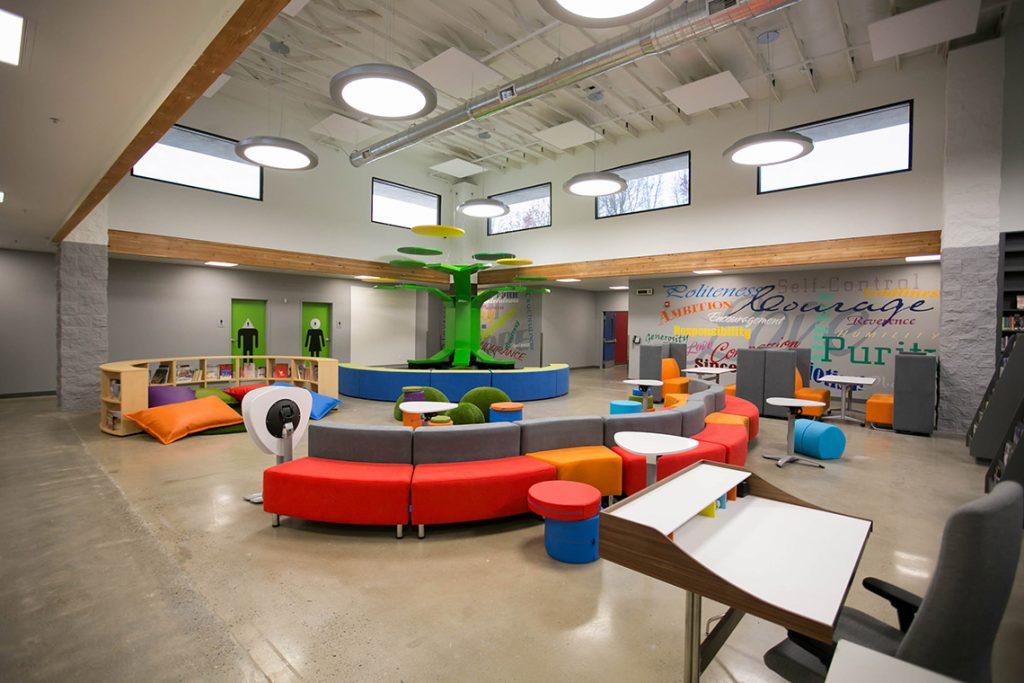 Turlock Christian Elementary School  Huff Construction