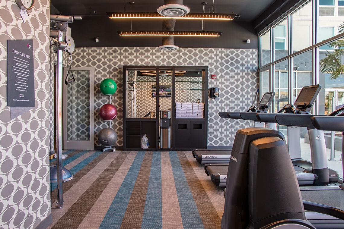 Led Gym Lighting