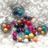 custom bird nest necklace