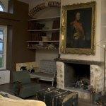 Création d'une cheminée & aménagement du salon