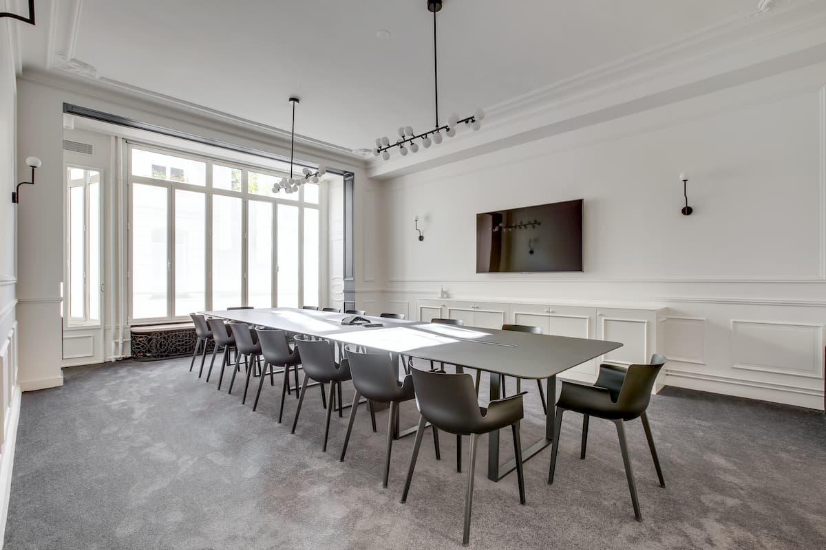| Rénovation des bureaux pour un cabinet d'avocats