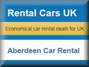 Aberdeen Car Rental