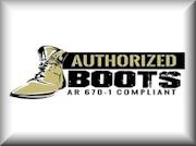 Authorised Boots