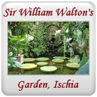 Sir William Walton's Garden on Ischia