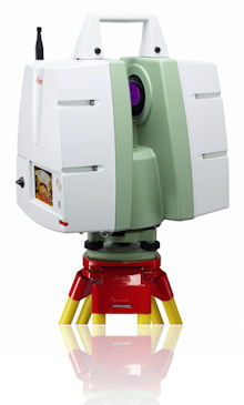 Leica Scan Station