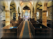 St Mary's, Eaton Neston - A Brief History