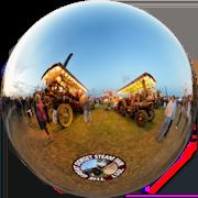 The Great Dorset Steam Fair – 2017 - Showman Engines - Evening Glow