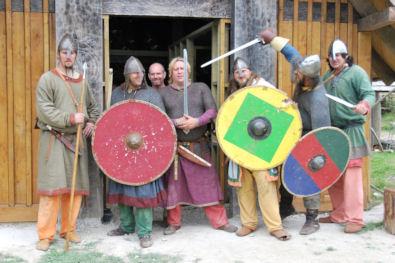 Viking Longhouse 12