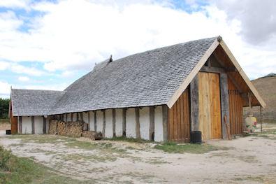Viking Longhouse 14