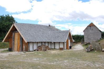 Viking Longhouse 15