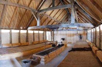 Viking Longhouse 18