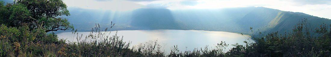 Empakaai Crater, Tanzania