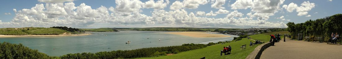 The Camel from Rock to Padstow