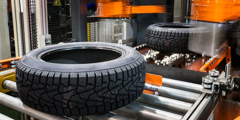 Tire Manufacturing Hughes Industrial Sales