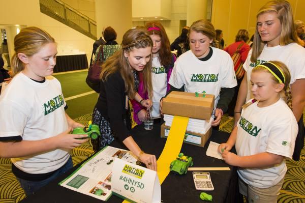 Hughesnet & 4- Supporting Stem Education