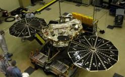 Lockheed build the Phoenix Lander