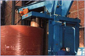 Hugh Smith Engineering  Vertical Plate Bender