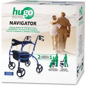walker transport chair in one hugo navigator beach frame related keywords suggestions long 174 combination rollator and