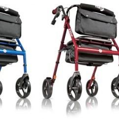 Hugo Navigator Walker Transport Chair Office Chairs On Wheels Uk Hugo® Navigator™ Side-folding Rolling & –