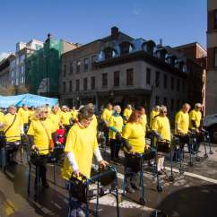 Walker Transport Chair In One Hugo Navigator Folding Diy Walkers On Parade  Mobility