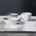 "<h5>Still Life</h5><p>Oil on canvas, 15 ¾ x 15 ¾"" (40 x 40cm)</p>"
