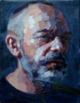 """<h5>Autoportrait 1942</h5><p>Oil on Canvas, 14"""" x 10¾"""" (35.5 x 27.5cm)</p>"""