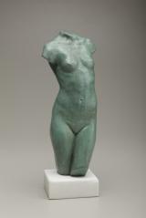 "<h5>Julia Levitina ""Spring""</h5><p>Bronze 14½"" x 16½"" x 3½""</p>"
