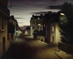 "<h5>Le Chateau</h5><p>Oil on canvas,  64"" x 51"" (163cm x 130cm)</p>"