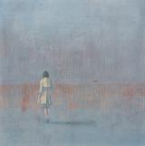 "<h5>After the Rain</h5><p>Acrylic on canvas, 48"" x 48"" (122 x 122cm)</p>"