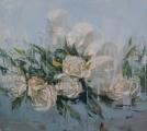 """<h5>Anniversary no. 6</h5><p>Oil on canvas, 61"""" x 69"""" (155 x 175.2cm)</p>"""