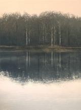 """<h5>La carpe a sauté en hiver</h5><p>Oil on canvas, 63"""" x 45¼"""" (160 x 115cm)</p>"""