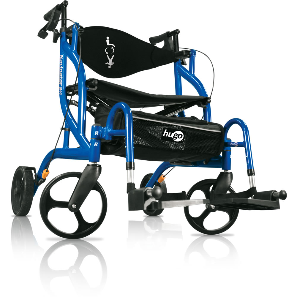 Navigator by Hugo  Combination Rolling Walker and