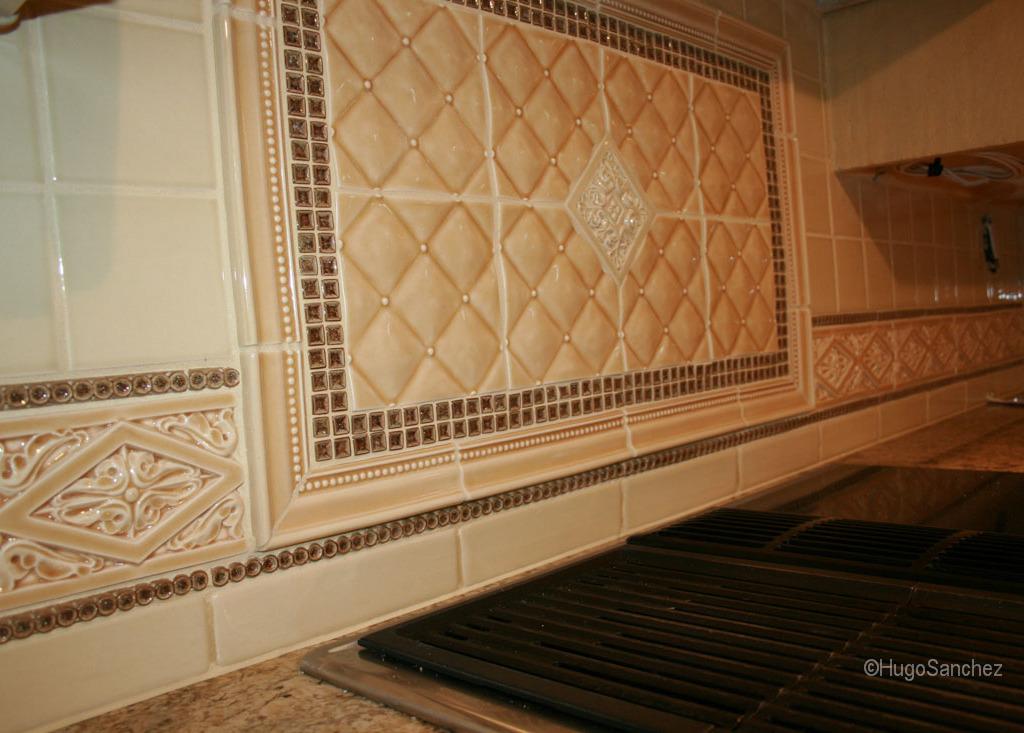 Handmade ceramic tiles  Cramiques Hugo Sanchez Inc