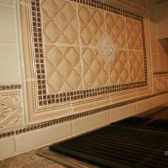 Kitchen Backsplash Tile Shoes For Men Handmade Ceramic Tiles - Céramiques Hugo Sanchez Inc