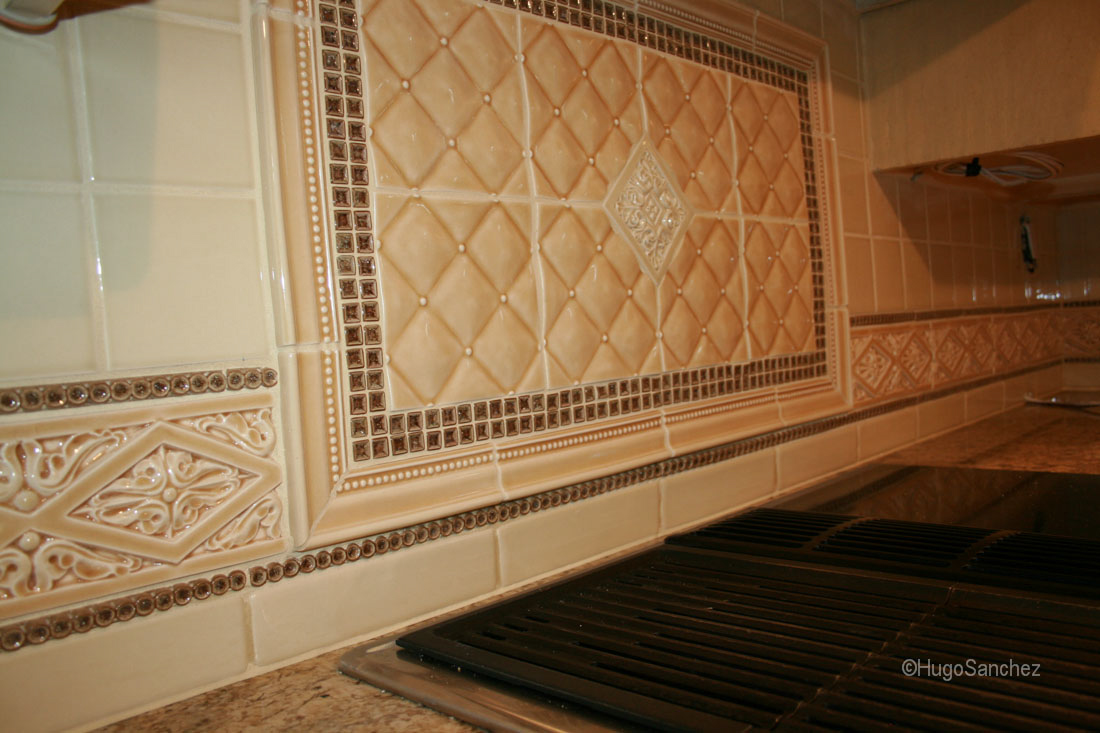 Handmade ceramic tiles  Cramiques Hugo Sanchez Inc