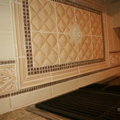 Backsplashes Kitchen Menards Backsplash Handmade Ceramic Tiles - Céramiques Hugo Sanchez Inc