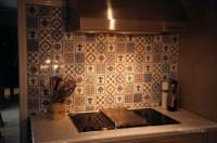 Hand painted tiles - Cramiques Hugo Sanchez Inc