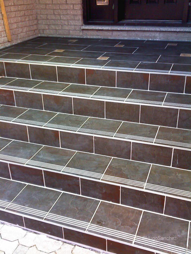 Exterior Tiles Steps