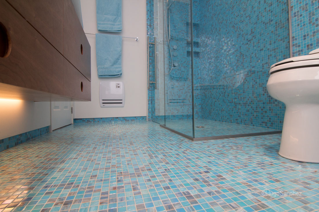Bisazza Sophia Blue  Cramiques Hugo Sanchez Inc